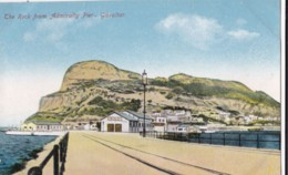 AP70 Gibraltar, The Rock From Admiralty Pier - Gibraltar