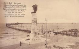 AP70 Zeebrugge, WW1 Memorial - Zeebrugge