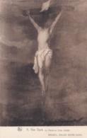 AP70 Bruge, Eglise Notre Dame, Le Christ En Croix By A. Van Dyck - Brugge