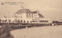 AP70 Knocke Le Zoute, Albert Plage, Pavillon Du Lac - Knokke