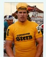 CYCLISME - SCHOETZ HORST - Equipe Dortmunder Stern -   Format : 176 X 242 Environ - Cycling