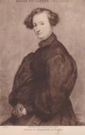 AR61 Art - Portrait De Mademoiselle De Faujeau By Ary Scheffer - Paintings