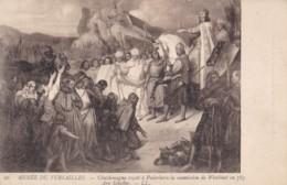 AR61 Art - Charlemagne Recoit A Paperborn La Soumission De Wilskind, Ary Scheffer - Paintings