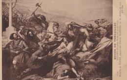 AR61 Art - Bataille De Tour By Charles Steuben - Paintings