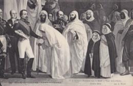 AR61 Art - S.A. Le Prince President Rend La Liberte A L'Emir Abd El Kader By Tissier - Paintings