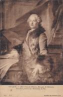AR61 Art - Abel Francois Poisson, Marquis De Marigny By Tocque - Paintings