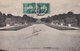 AS83 Parc Du Palais De Compiegne, L'Avenue Des Beaux-Monts - Compiegne