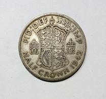 GRAN BRETAGNA / UNITED KINGDOM - HALF CROWN ( 1942 ) George VI° - 1902-1971 : Monete Post-Vittoriane