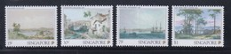 Singapore 1990 Art Series-Lithographs Of 19th Century Singapore MNH - Singapore (1959-...)