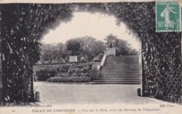 AS83 Palais De Compiegne, Vuse Sur Le Parc, Prise Du Berceaus De L'Empereur - Compiegne