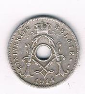 5 CENTIMES  1914 VL BELGIE /6259/ - 03. 5 Centimes