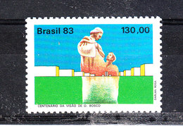 Brasile   -  1983. Don Bosco. MNH - Celebrità