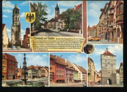 CPM Allemagne Rottweil Am Neckar Multi Vues - Other
