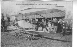 Souvenire Du Meeting De L'aviateur GUILLAUX - Piloten