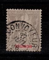 Reunion - YV 48 Oblitere CONVOYEUR - Oblitérés