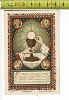 KL 9865 - HEILIGE PRIESTERWIJDING - HONORE VERSCHUERE - 1916 - Devotion Images