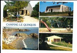 CLOHARS CARNOET - CAMPING LE QUINQUIS - B.E.B. N°29121/9 - VENTE DIRECTE X - Clohars-Carnoët