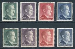Deutsches Reich 799/02 A + B ** Mi. 70,- - Nuovi