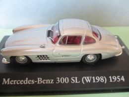 Modèles Réduits Voitures Miniatures échelle 1.43 MERCEDES-BENZ 300 SL (W198) 1954 Editions Atlas Voiture - Autres