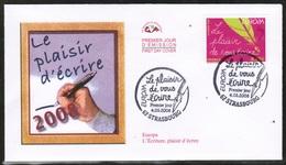 CEPT 2008 FR MI 4408 FRANCE FDC II - Europa-CEPT