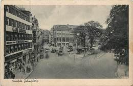 Allemagne- Rhémanie-du-Nord - Westphalie:  Bielefeld,Jahnplatz     Réf 6993 - Bielefeld