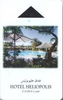 EGITTO KEY HOTEL    Heliopolis  - CAIRO - Cartes D'hotel