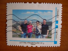 Montimbramoi Obl LP 20g  GROUPE - France