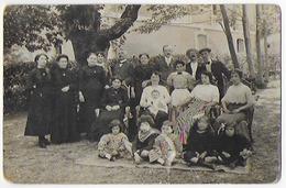 Carte-photo Bon Etat , P'tit Pli Bas Gauche ,  à Situer , Au Verso Marqué Au Crayon Lamalou - Turquie
