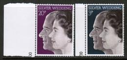 GREAT BRITAIN  Scott # 683-4** VF MINT NH  (Stamp Scan # 526) - 1952-.... (Elizabeth II)