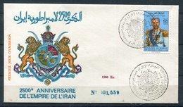 Maroc 1er Jour Shah D' Iran - Maroc (1956-...)