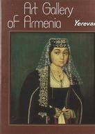 SOVIET ARMENIA ARMENIE YEREVAN ART GALLERY  POCHETTE DE 14 CARTES Comme Neuves - Arménie