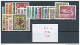 Berlin Jahrgang 1956 ** Kpl. Mi. 90,- - Ungebraucht