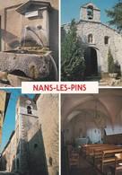 83 Nans Les Pins, Chapelle N.D Miséricorde, Multivues - Nans-les-Pins