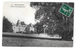 Saint-Fargeau-Ponthierry  (Seine-et-Marne) Ponthierry, Château De Montgermons - Saint Fargeau Ponthierry