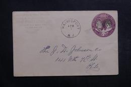 ETATS UNIS - Entier Postal De Philadelphie - L 40032 - Entiers Postaux