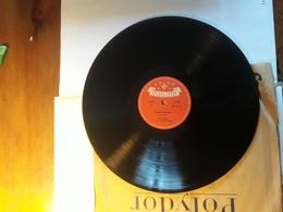 Polydor    -   Anni '50  -  N 78  - 49 151   -  Tango Roulette - 78 G - Dischi Per Fonografi