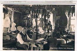 Allemagne Mittenwald  Geigenbauer Reiter  Violons Al30 - Mittenwald