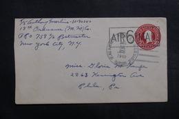 ETATS UNIS - Entier Postal De New York En 1945 - L 40036 - Entiers Postaux