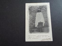 Afrique ( 65 )  Africa  Afrika  :   Sénégal   Kayes  Femme Bambara - Sénégal