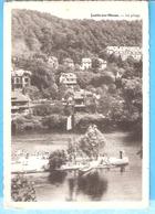 -Lustin-sur-Meuse (Profondeville)+/-1947-La Plage-Les Villas-animée-L'Edition Belge - Profondeville