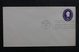 ETATS UNIS - Entier Postal De New York En 1950 - L 40040 - Entiers Postaux