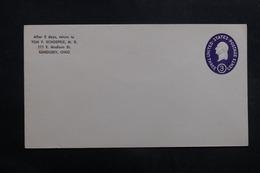 ETATS UNIS - Entier Postal Non Circulé - L 40042 - Entiers Postaux
