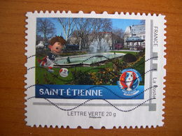 Montimbramoi Obl LV 20g Euro 2016 Collector St Etienne - France