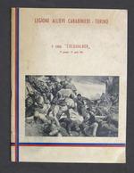 Militaria - Legione Allievi Carabinieri - Torino - 8° Corso Culqualber - 1966 - Documenti