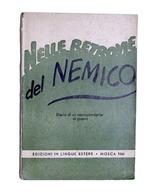 WWII Russia Poliakov - Nelle Retrovie Del Nemico - Diario Corrispondente - 1944 - Otros