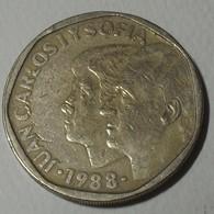 1988 - Espagne - Spain - 500 PESETAS, Juan Carlos 1 Y Sofia, KM 831 - [ 5] 1949-… : Koninkrijk