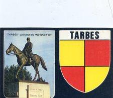 TARBES   AUTOCOLLANTS - Tarbes