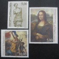 FRANCE Série N°3234 Au 3236 Neuf ** - Verzamelingen
