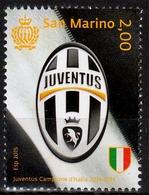 San Marino MiNr. 2645 ** Juventus Turin - San Marino