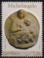 San Marino MiNr. 2614 ** 450. Todestag Von Michelangelo - San Marino